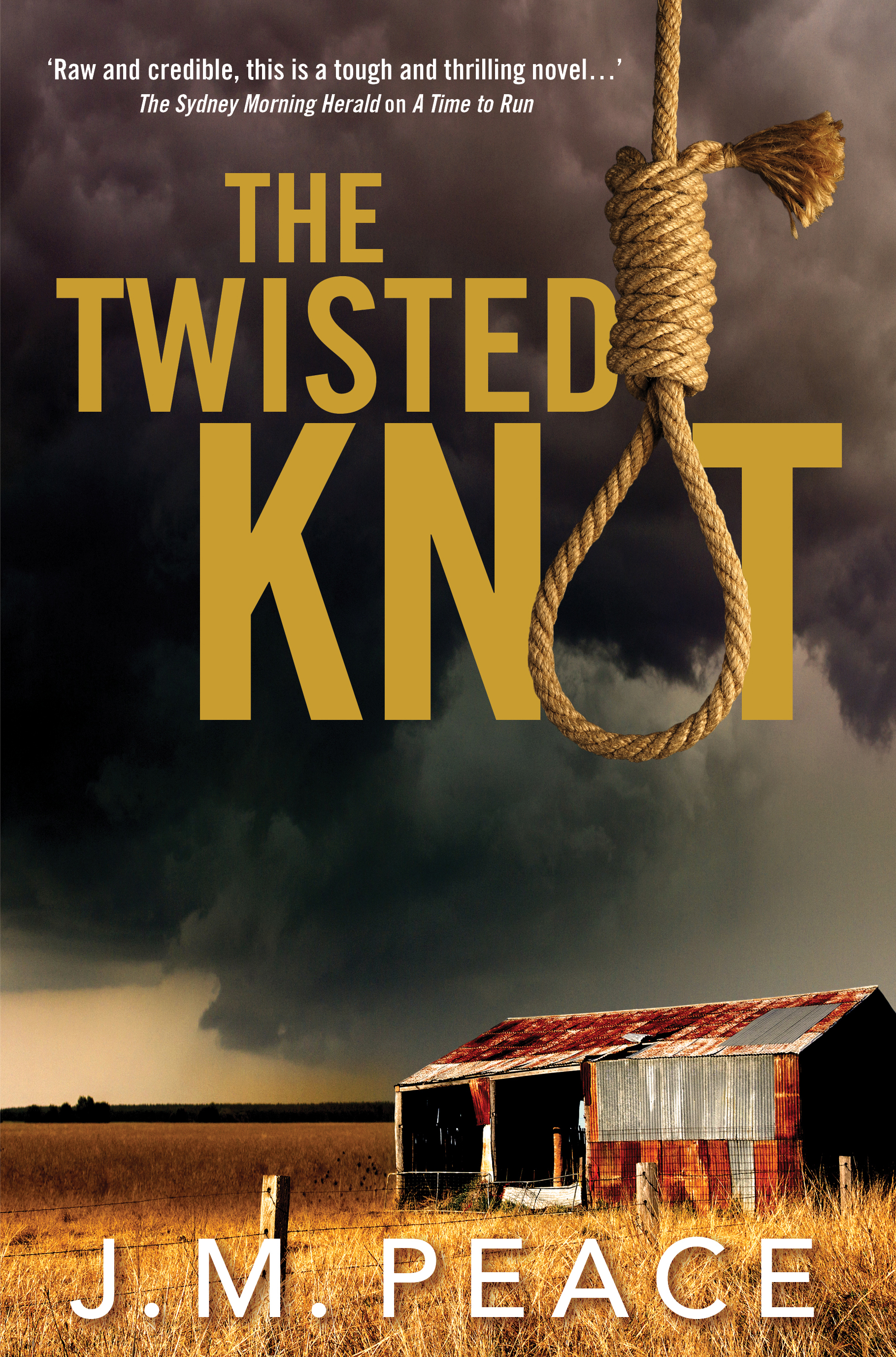 The Twisted Knot