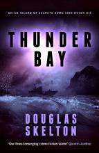 Thunder Bay a novel by Douglas Skelton